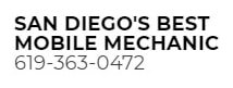 SAN DIEGO'S BEST MOBILE MECHANIC 619-363-0472